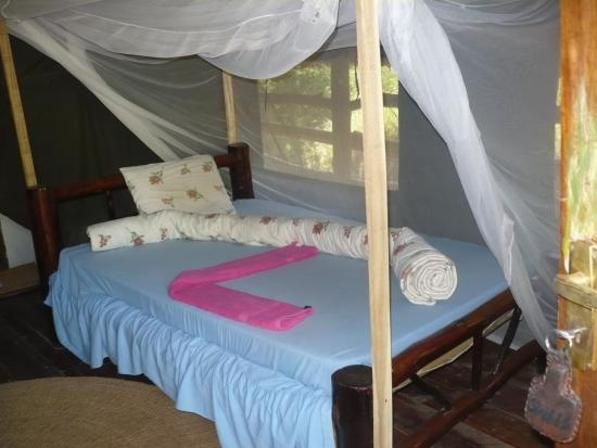 Kiboko Tented Lodge and Bush Camp