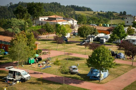 Camping Amp Bungalows Leagi Spain Campground Reviews