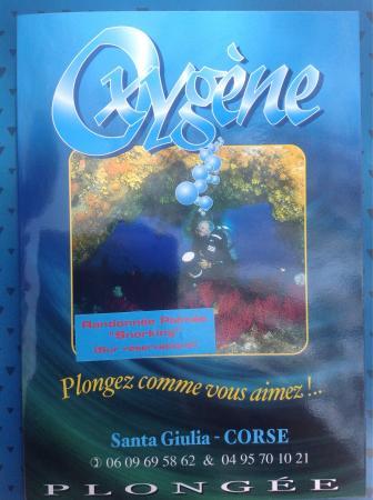 Oxygene Plongee