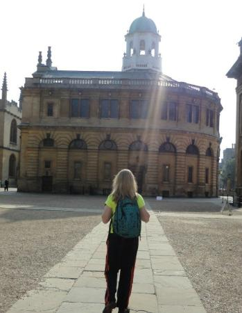 Sheldonian Theatre: Theater