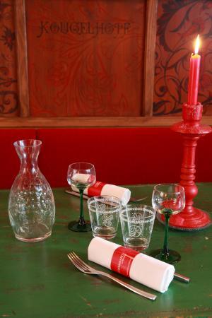La winstub du chambard kaysersberg restaurant avis - La table alsacienne kaysersberg ...