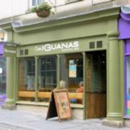 Las Iguanas Bath