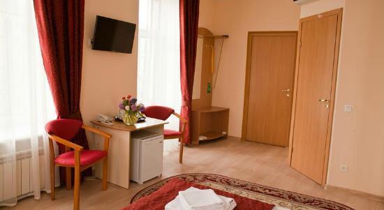 Octaviana Hotel: Номер