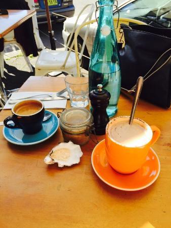 Espresso Head: Gorgeous pit stop for brekkie!