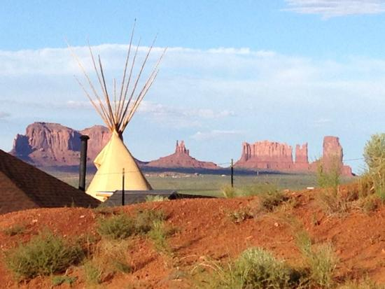 Monument Valley Tipi Village Bed Breakfast