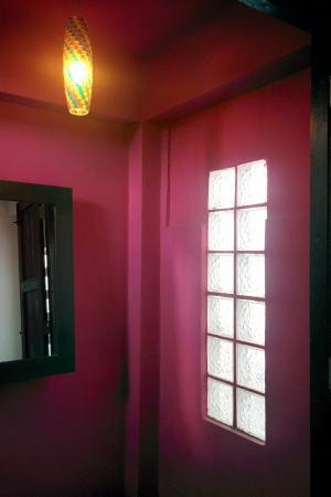 Micasa Guesthouse: 部屋のエントランス