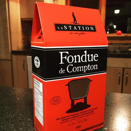 Compton, Canadá: Fromagerie La Station