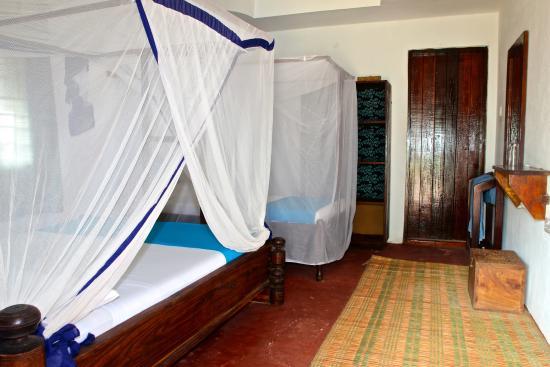 Sazani Beach Lodge: Double room