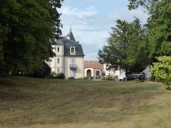 Chateau d'Epenoux: Chateau