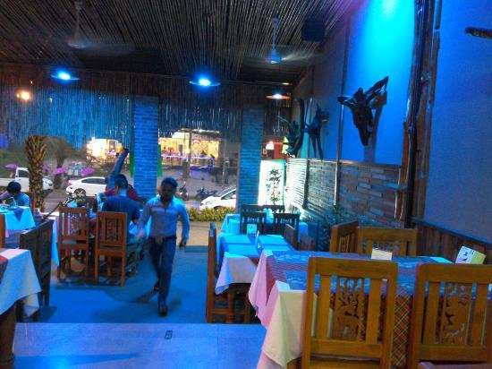 Delhi Darbar Aonang Krabi: new lighting for better look