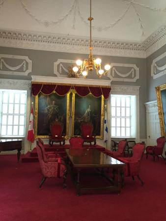 Province House : Former upper house