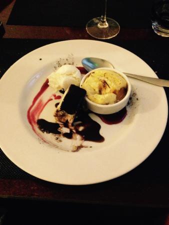 l'Alpha B : Dessert