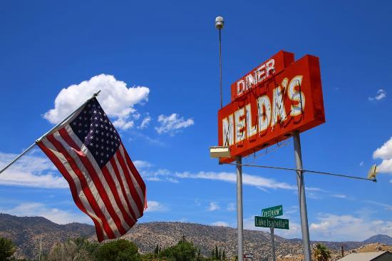 Lake Isabella, แคลิฟอร์เนีย: Nelda's Diner by Sophie Bln