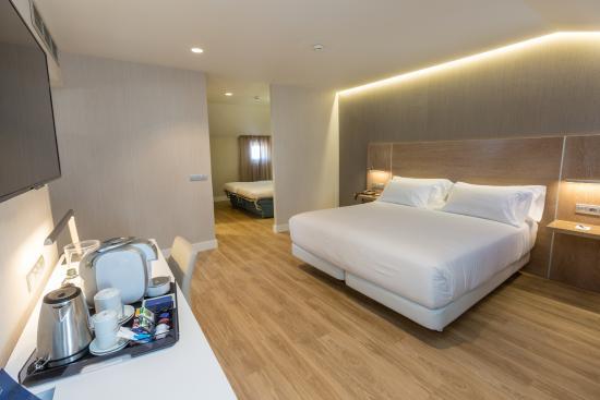 NH Oviedo Principado: Room