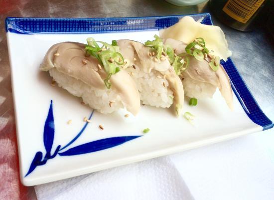 Sushihaus: Saba sushi