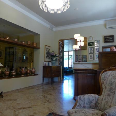 Le piscine termali picture of albergo posta marcucci - Bagno vignoni hotel posta marcucci ...
