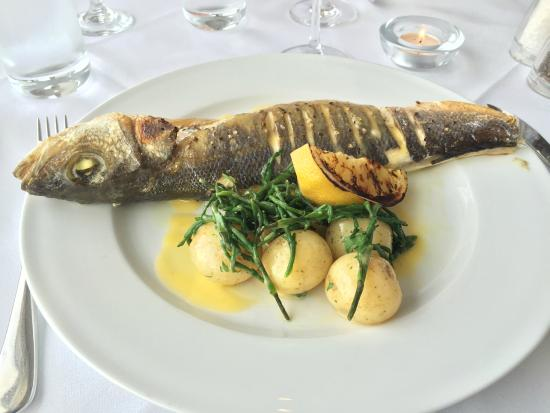 Harbourside Restaurant: Another fish of the day