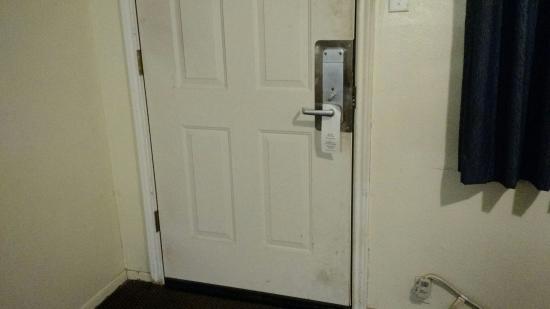 Regency Inn : This was in my room.