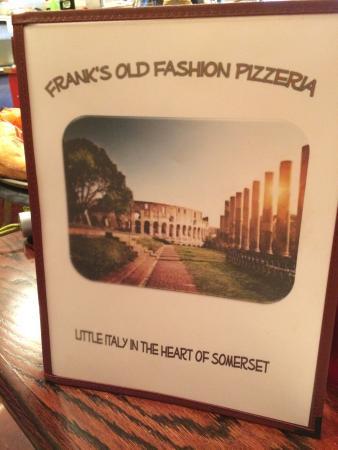 Frank's Old Fashion Pizzeria
