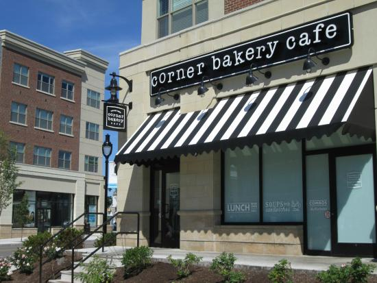 Corner Bakery Cafe At College Town Picture Of Corner