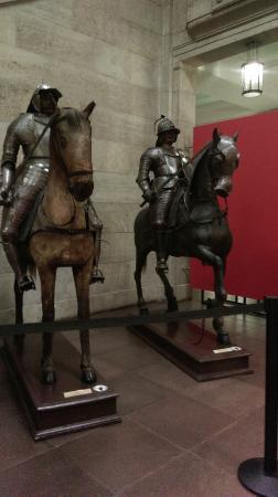 Museum of Hamburg History (Hamburgmuseum): Knights