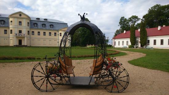 Kraslava, Lettland: Карета подана