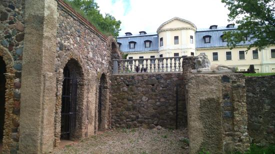 Kraslava, Lettland: Загадочные входы  выходы