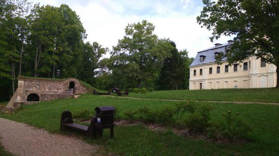 Kraslava, Lettland: Здание музея