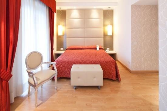 Qualys Hotel Nasco: Junior Suite