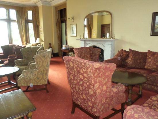 Appleby Manor Hotel & Garden Spa: lounge