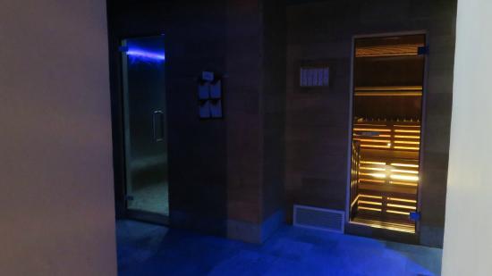 Hotel Sant'Orso : Spa