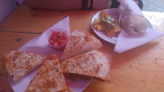 No Hablo Espanol Burritos
