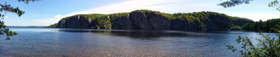 Cloyne, Canadá: Cliffs