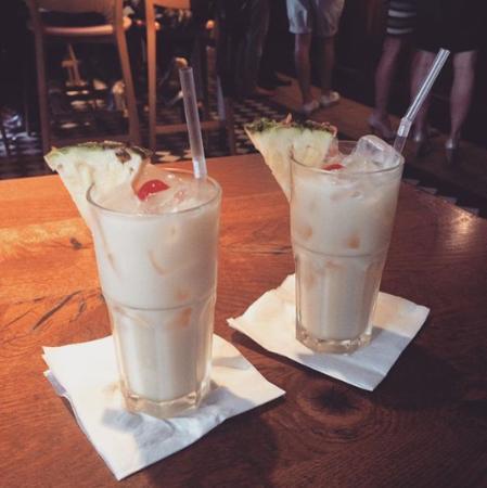 Las Iguanas - Sheffield: Happy hour cocktails