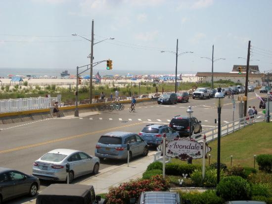 Avondale by the Sea: Second Floor Street View