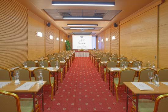 Silver House: Conference hall