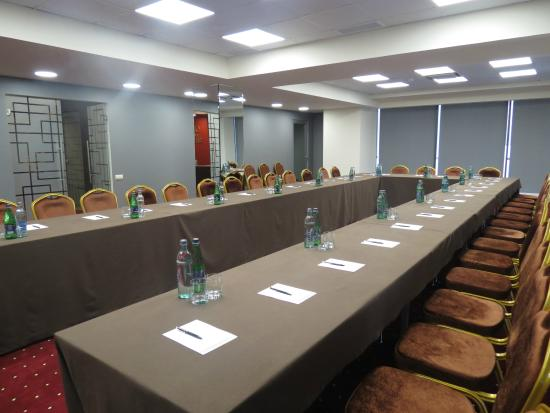 Big Conference Room Ushape Picture Of Opera Suite Hotel Yerevan - Big conference table