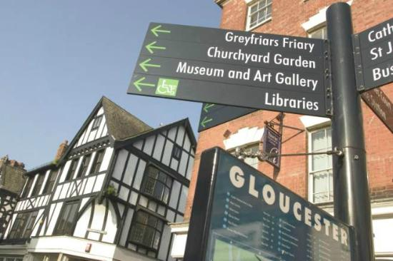Gloucester Tourist Information Centre 2018 All You Need to Know