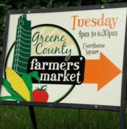 Greene County Farmer's Market