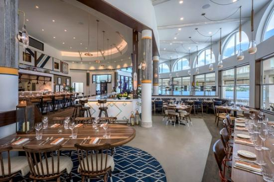 Hamilton Princess & Beach Club, a Fairmont Managed Hotel: Marcus'