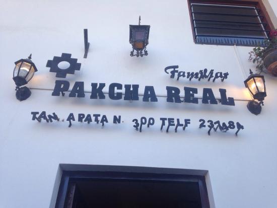 Hostal Pakcha Real: photo0.jpg