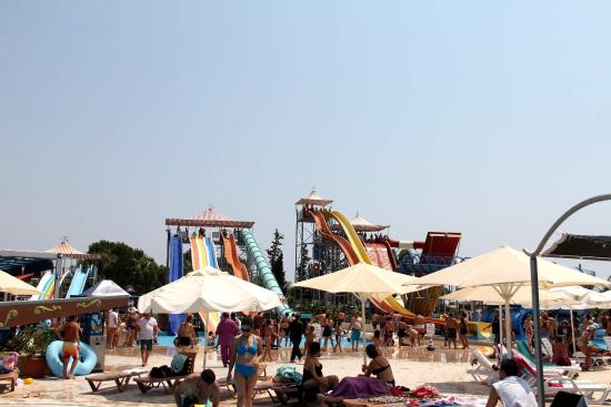 photo4.jpg - Foto van Yali Castle Aquapark, Gumuldur ...