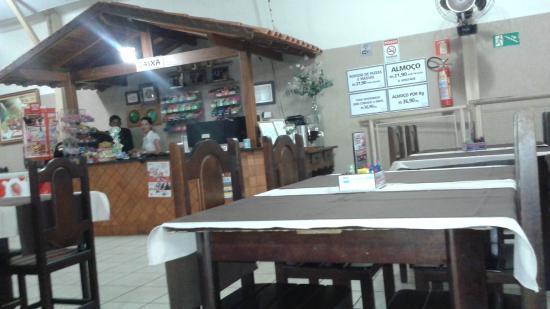 Casa Grande Restaurante E Pizzaria