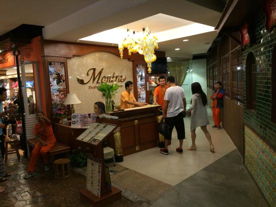 montra thai massage ubon massage