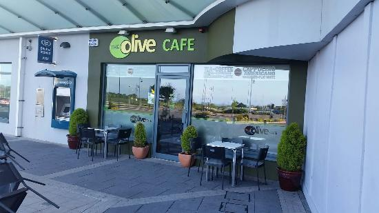 Tramore, Ireland: The Olive Cafe