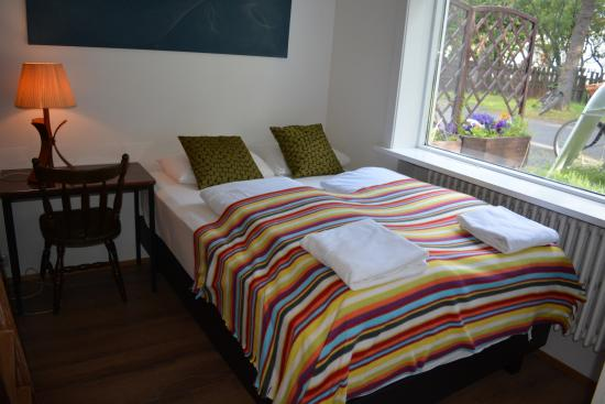 Laugabjarg Guesthouse: Unser Zimmer