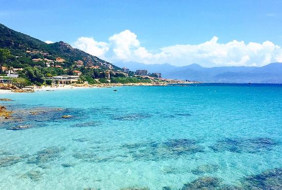 Ajaccio plage