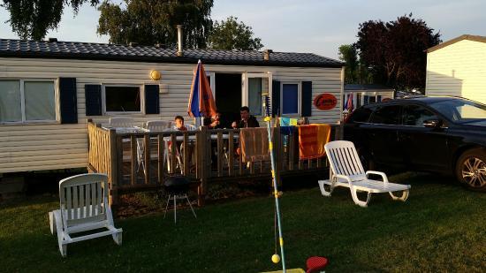 Camping La Vallée : Mobile Home