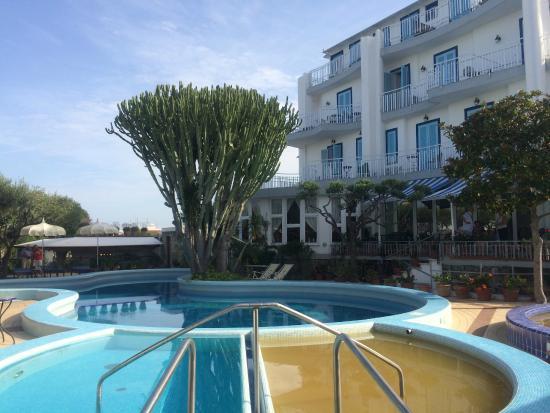 Ischia Park Hotel Terme Mediterraneo Check