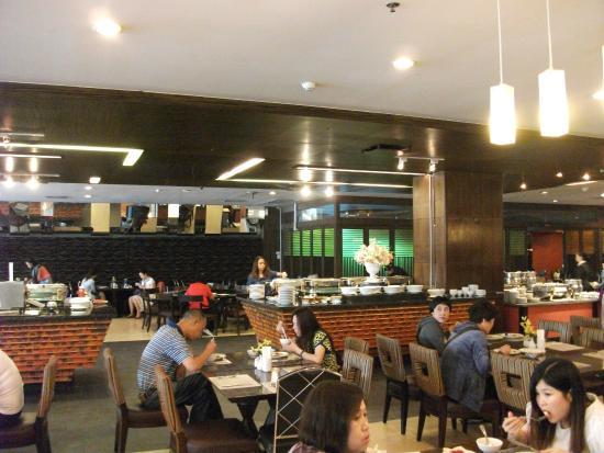 Princeton Bangkok: Restaurant